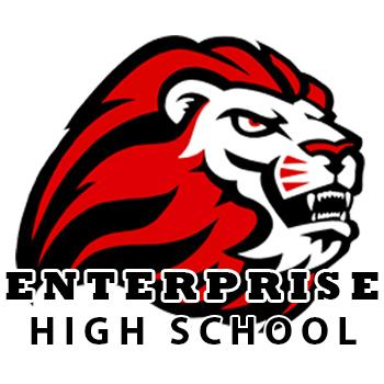 Enterprise High School Lion Logo